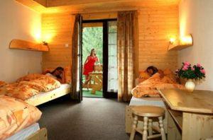 Ubytovanie chata Mladosť Remata